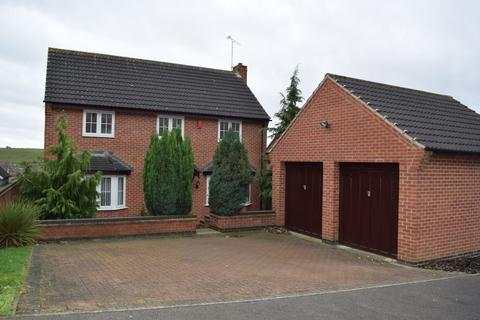 4 bedroom detached house to rent - Derwent Road, Stapenhill, Burton DE15 9FR