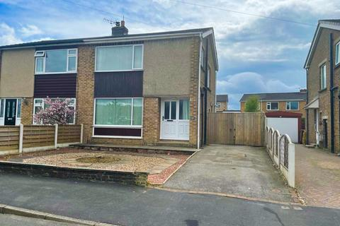 3 bedroom semi-detached house for sale - Airedale View, Cross Hills