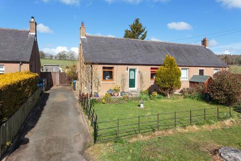 2 bedroom semi-detached bungalow for sale - Rowan Cottage, Gifford Road, Longformacus, Duns