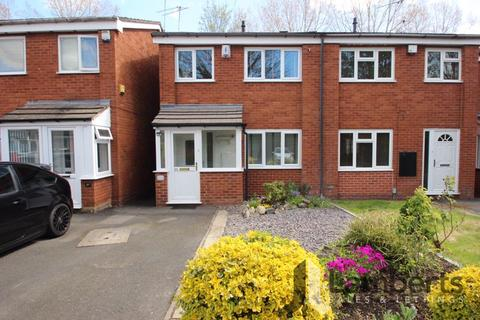 2 bedroom semi-detached house for sale - Merevale Close, Redditch