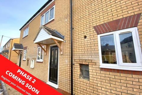 2 bedroom terraced house for sale - Phase 2 (2 plots), Olivers Lane, Bridlington