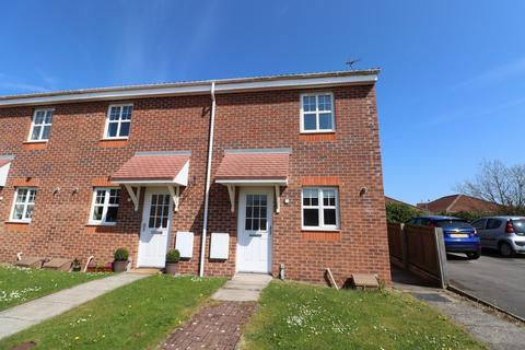2 bedroom end of terrace house for sale - Farndale Road, Bridlington