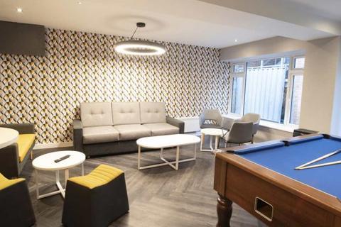 Studio to rent - 1 Cromwell Range, Fallowfield, Manchester M14 6FQ