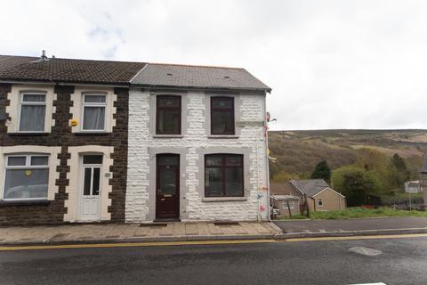 3 bedroom end of terrace house for sale - Duffryn Street, Ferndale