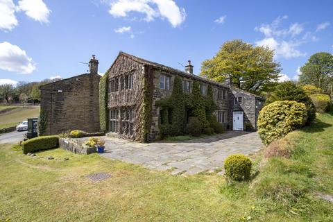 4 bedroom detached house for sale - The Old Smithy, Bank Royd Lane, Krumlin, HX4 0EW
