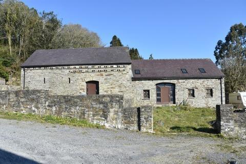 4 bedroom barn conversion for sale - Upper and Lower Barns at Noyadd Trefawr
