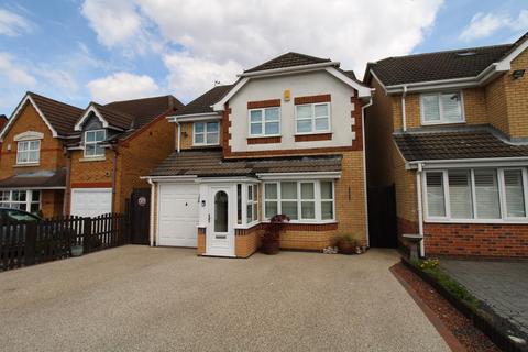 4 bedroom detached house for sale - Redbridge Drive, Nuthall, Nottingham, NG16