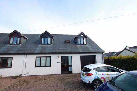 3 bedroom semi-detached bungalow for sale - Bangor, Gwynedd