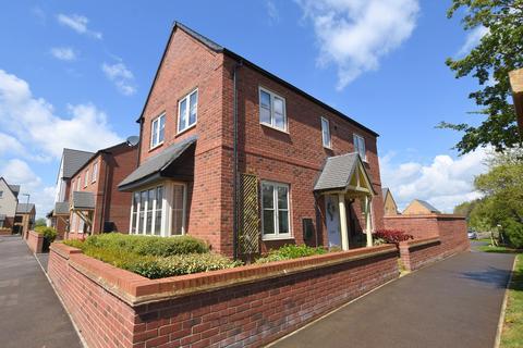 3 bedroom detached house for sale - George Parish Road, Banbury, OX16