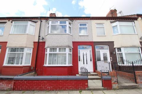 3 bedroom terraced house for sale - Elderwood Road, Tranmere