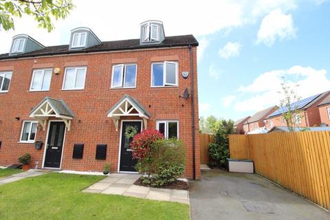 3 bedroom terraced house for sale - Magazine Road, Bromborough