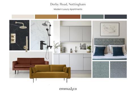 2 bedroom flat to rent - Derby Road, Lenton, Nottingham