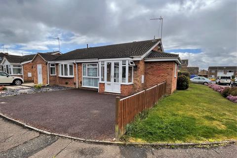 2 bedroom bungalow for sale - Obelisk Rise, Kingsthorpe, Northampton, NN2