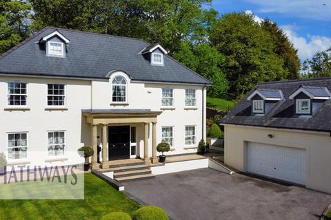 5 bedroom detached house for sale - Highfield Close, Llanfrechfa, Cwmbran