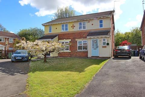 3 bedroom semi-detached house for sale - Rivermead Way, Whitefield, Manchester