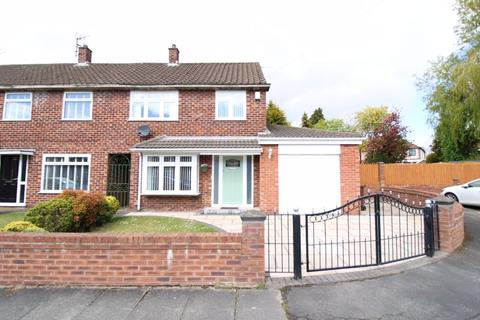3 bedroom end of terrace house for sale - Mitchell Crescent, Liverpool