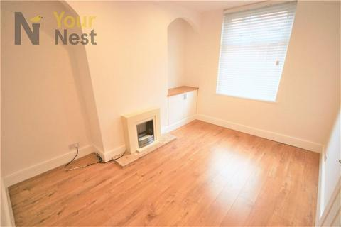 2 bedroom terraced house to rent - Woodville Crescent, Horseforth, LS185QD