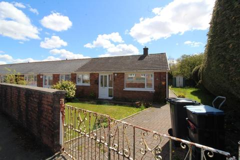 2 bedroom bungalow for sale - Crossways, Scwrfa, Tredegar