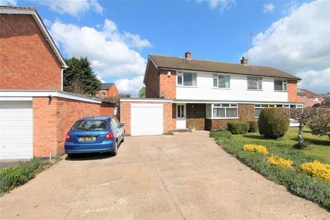3 bedroom semi-detached house for sale - The Morwoods, Oadby, Leicester LE2