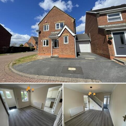 3 bedroom detached house for sale - Springfields, Llanelli