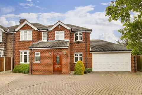 4 bedroom semi-detached house for sale - Mapperley Plains, Mapperley, Nottinghamshire, NG3 5RJ