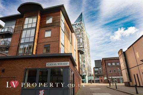 2 bedroom apartment to rent - Canal Wharf, Birmingham City Centre