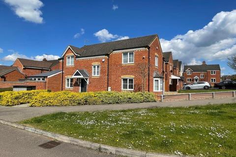 5 bedroom detached house for sale - Woodlands, Grange Park, Northampton, NN4