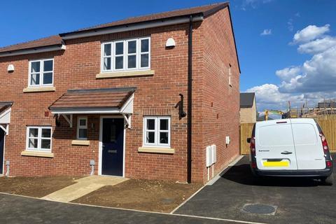 2 bedroom semi-detached house for sale - Hill Farm, Lancaster Way, Northampton, NN4