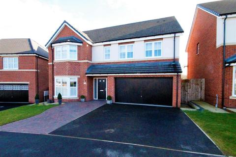 5 bedroom detached house for sale - Greenbrook Drive, East Rainton, County Durham