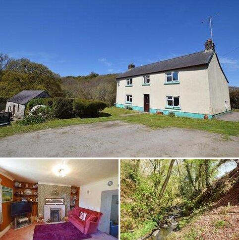 4 bedroom detached house for sale - Nevern