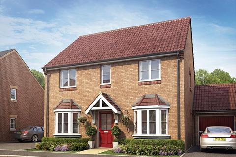 4 bedroom detached house for sale - Harriers Rest, Wittering