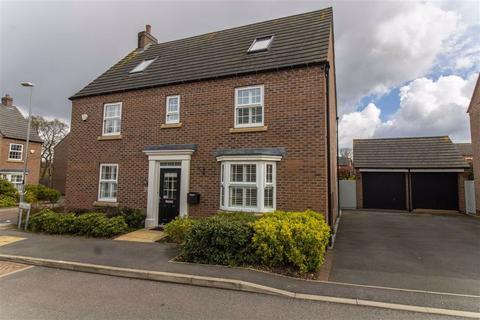 5 bedroom detached house for sale - Rowan Road, Glenfield