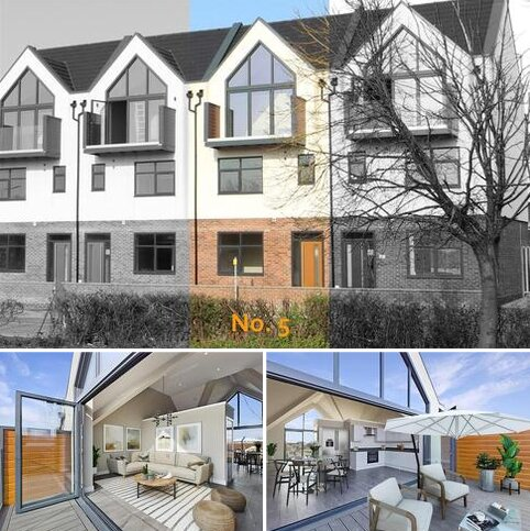 3 bedroom townhouse for sale - No.5, Maritime Court, Near The Marina