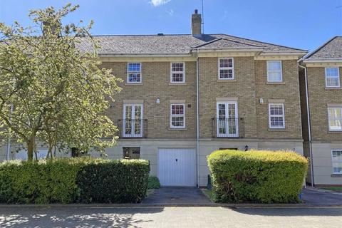 4 bedroom townhouse for sale - Scholars Court, NN1