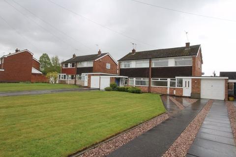 3 bedroom semi-detached house to rent - Milton Drive, Wistaston