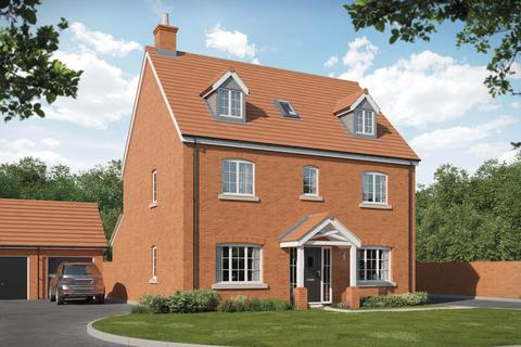5 bedroom detached house for sale - Plot 167, The Orwell at Eastcotts Green, Conder Boulevard, Shortstown MK42