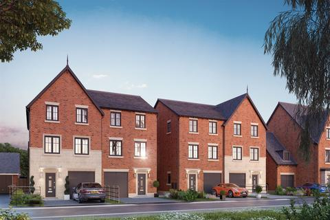 4 bedroom semi-detached house for sale - Plot 41, The Totley at Heatherley Wood, Alderley Park, Nether Alderley SK10