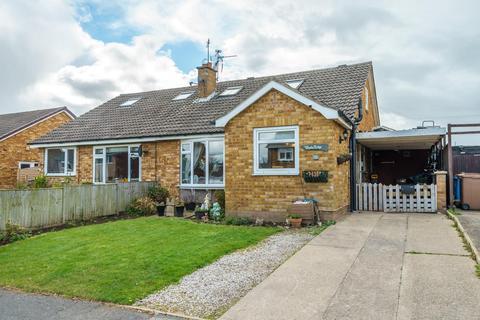 3 bedroom semi-detached bungalow for sale - 15 Moorfield Way, Wilberfoss, York
