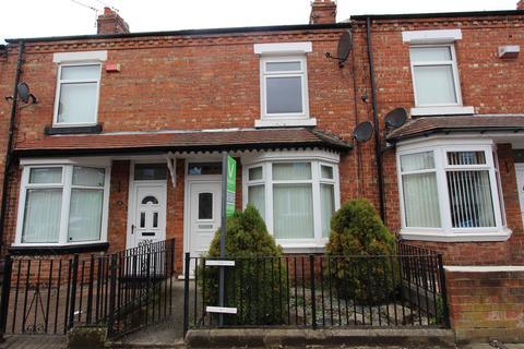 2 bedroom terraced house to rent - Hamsterley Street, Darlington