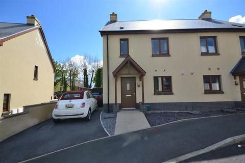 3 bedroom semi-detached house for sale - Coppins Park, Pentlepoir, Saundersfoot