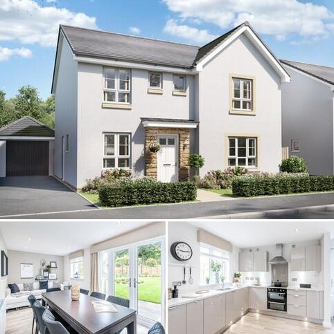 4 bedroom detached house for sale - Plot 188, Balmoral at The Fairways, 2 Westbarr Drive, Coatbridge ML5