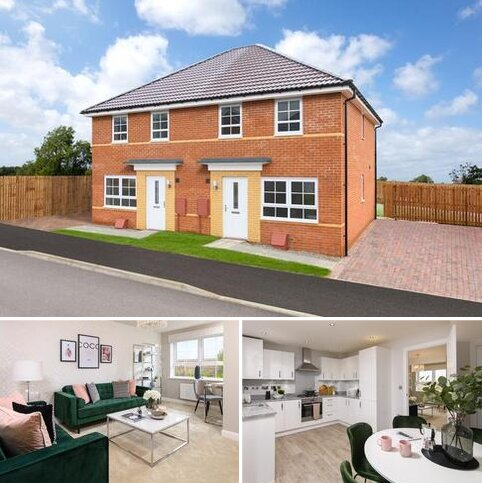 3 bedroom terraced house for sale - Plot 435, Maidstone at South Fields, Stobhill, Morpeth, MORPETH NE61