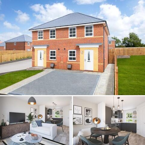 2 bedroom terraced house for sale - Plot 229, Denford at Merrington Park, Vyners Close, Spennymoor, SPENNYMOOR DL16