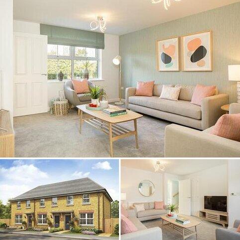 3 bedroom end of terrace house for sale - Plot 22, Archford at Duston Gardens, Telstar Way, Duston, NORTHAMPTON NN5