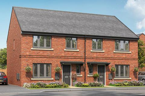 4 bedroom house for sale - Plot 11, The Clifton at Canterbury Park, Liverpool, Princess Drive , Huyton L14