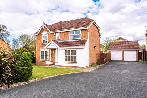 4 bedroom detached house for sale - Middlethorne Close, Shadwell, LS17