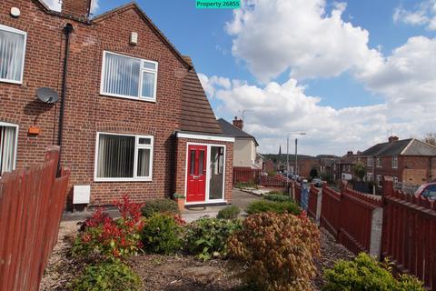3 bedroom semi-detached house to rent - Chatsworth Avenue, Carlton, Nottingham, NG4 3JL