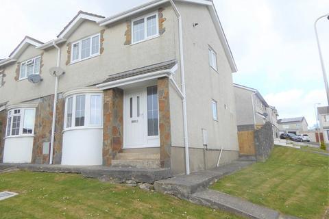 3 bedroom semi-detached house for sale - Maple Drive, Brackla, Bridgend, Bridgend County. CF31 2PR