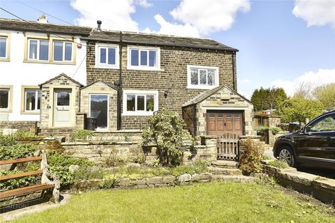 2 bedroom end of terrace house for sale - Upper Rotcher, Slaithwaite, Huddersfield, HD7