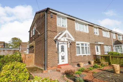 3 bedroom semi-detached house for sale - Viscount Road, Silksworth, Sunderland, Tyne and Wear, SR3 1JB